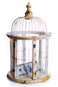 15.6.10 money in a cage